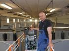 Vaskerobot skaber bedre arbejdsmiljø