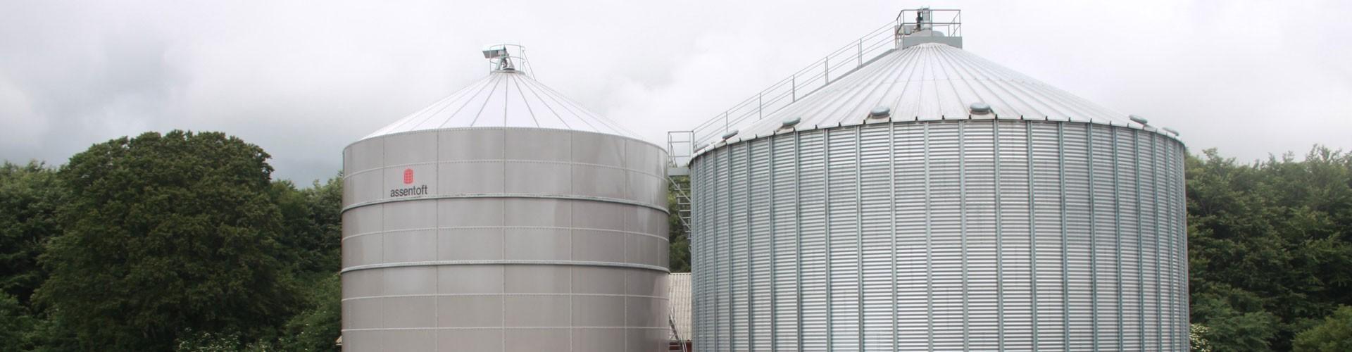 Rigtig kornopbevaring giver den bedste kornkvalitet