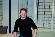 Resultatorienteret ung mand