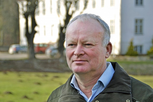 Forstander Niels Quist fra Nordjyllands Landbrugsskole, er ikke i tvivl om, hvad der kræves for at drive fremtidens landbrug. Foto: Nordjyllands Landbrugsskole.