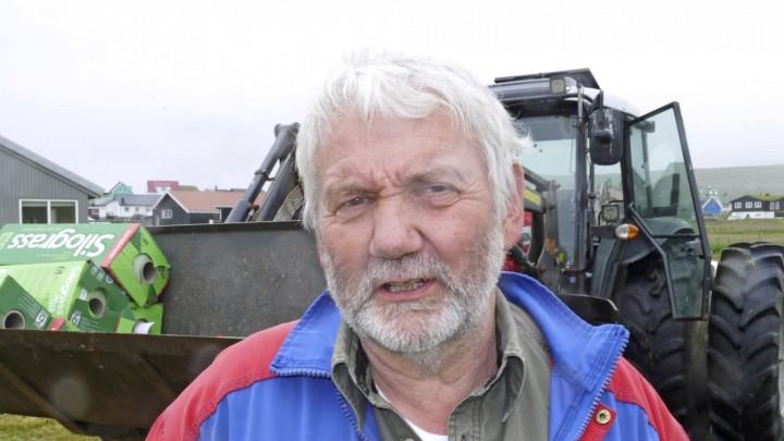 Kartoffelmanden på Sandø