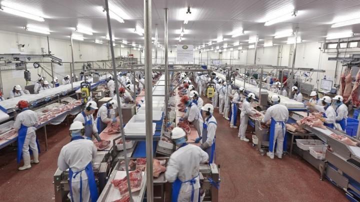 Engelsk kødproducent vokser stadig støt
