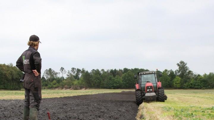 Korrekt indstillet plov sparer op til 25 procent brændstof
