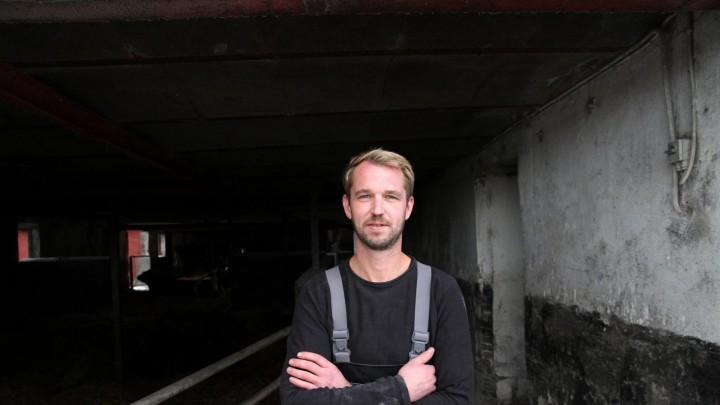 Claus Drøhse fik endelig bugt med mælkefeberen