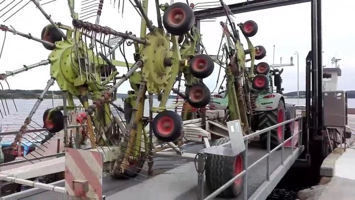 Video fra Barsø