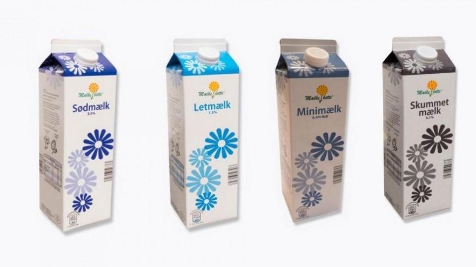 Supermarked Sænker Prisen På Mælk Igen